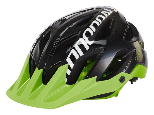 Cannondale Ryker AM Helmet Black/Green